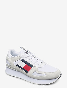 TOMMY JEANS LIFESTYL - baskets basses - white