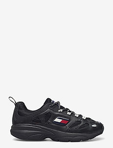 HERITAGE RETRO TOMMY - low tops - black