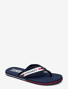 TOMMY JEANS BEACH SA - tongs - rwb