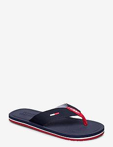 COMFORT FOOTBED BEAC - flip flops - rwb