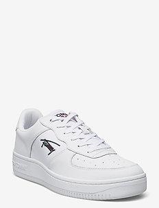 BASKET CUPSOLE TJM - baskets basses - white