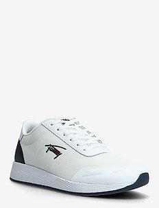 FLEXI MESH TJM RUNNER - laag sneakers - white