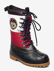 HERITAGE DUCKBOOT - høye boots - rwb