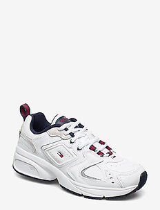 WMN HERITAGE SNEAKER - lave sneakers - white