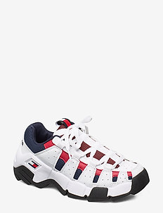 WMNS CHUNKY HERITAGE SNEAKER - chunky sneakers - rwb