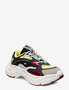 WMNS FASHION CHUNKY RUNNER - chunky sneakers - black