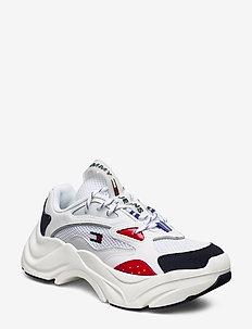 WMNS FASHION CHUNKY RUNNER - chunky sneaker - rwb