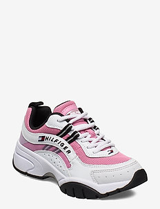 HERITAGE TOMMY JEANS - chunky sneakers - bubble pink
