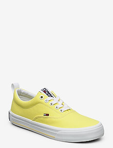 LOWCUT ESSENTIAL SNE - lave sneakers - frozen lemon