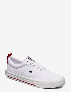 LOWCUT ESSENTIAL SNE - lave sneakers - white