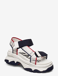 POP COLOR HYBRID SANDAL - platta sandaler - twillight navy