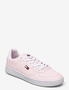 TOMMY JEANS CUPSOLE SNEAKER - low top sneakers - light pink