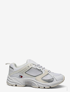 WMNS ARCHIVE MESH RUNNER - lave sneakers - white