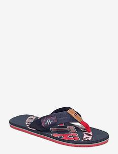 SIMON 8 - flip flops - midnight