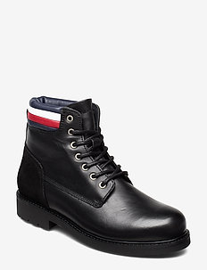 ACTIVE WATERPROOF BOOT - BLACK