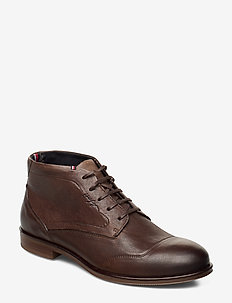 DRESS CASUAL LEATHER BOOT - NOMAD