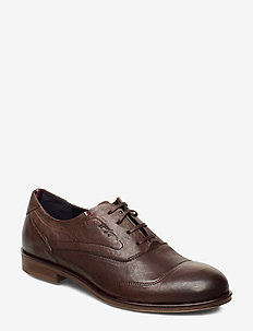 DRESS CASUAL LEATHER SHOE - NOMAD