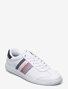 ESSENTIAL CORPORATE CUPSOLE - low tops - white
