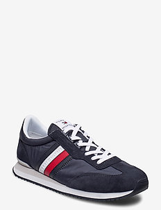 LOW MIX RUNNER STRIPES - lave sneakers - desert sky