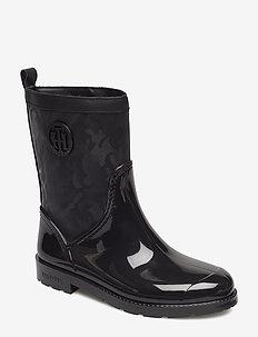 OXFORD 27CW - rain boots - black