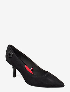 ELEVATED TH HARDWARE PUMP - klassiske pumps - black