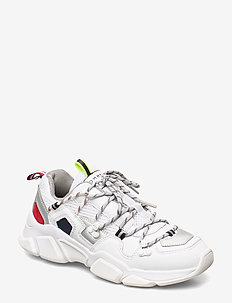 CITY VOYAGER CHUNKY SNEAKER - chunky sneakers - white