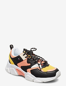 LIFESTYLE CHUNKY SNE - lage sneakers - island coral
