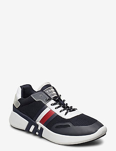 TOMMY SPORTY BRANDED - lage sneakers - desert sky