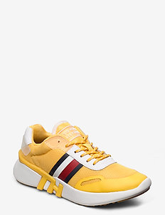 TOMMY SPORTY BRANDED - lave sneakers - sunny