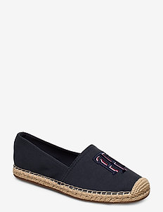 NAUTICAL BASBASIC ESPADRILLE - DESERT SKY
