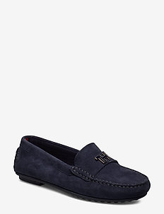 TH HARDWARE MOCASSIN - loafers - sport navy