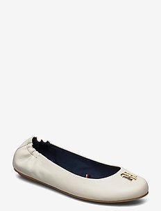TH HARDWARE BALLERINA - ballerinasko - ivory