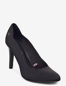 ESSENTIAL HIGH HEEL PUMP - klassiska pumps - black