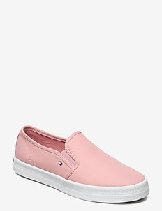 ESSENTIAL NAUTICAL SLIP ON - slip-on sneakers - soothing pink