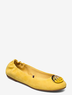 ESSENTIAL HARDWARE BALLERINA - ballerinas - tuscan yellow