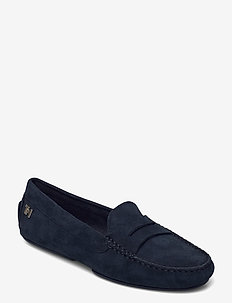 TOMMY ESSENTIAL MOCCASIN - loafers - desert sky