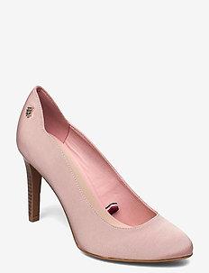 TOMMY ESSENTIAL HIGH HEEL PUMP - klassische pumps - soothing pink