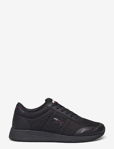 FLEXI MESH TJM RUNNER - laag sneakers - black