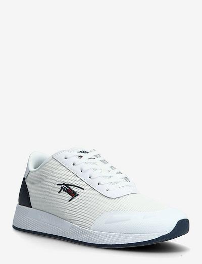 FLEXI MESH TJM RUNNER - lave sneakers - white