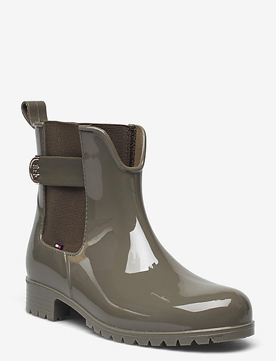 TH HARDWARE RAINBOOT - bottes de pluie - army green