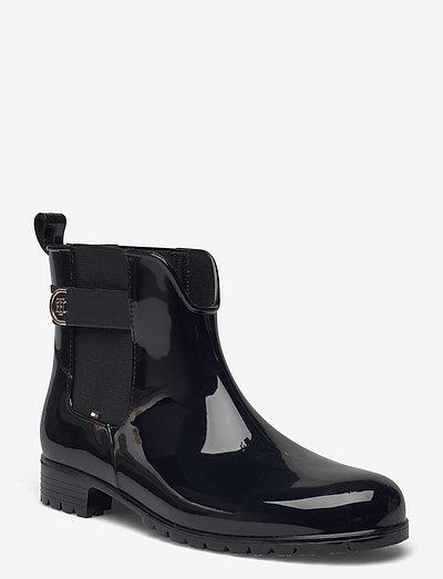 TH HARDWARE RAINBOOT - bottes de pluie - black