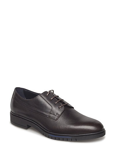Camden 1a Shoes Business Laced Shoes Schwarz TOMMY HILFIGER