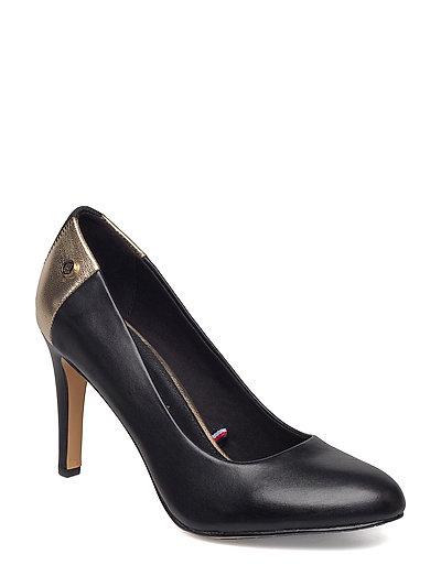 c0d2c64e988 Tommy Hilfiger Shoes L1285ayla 33c (Black)