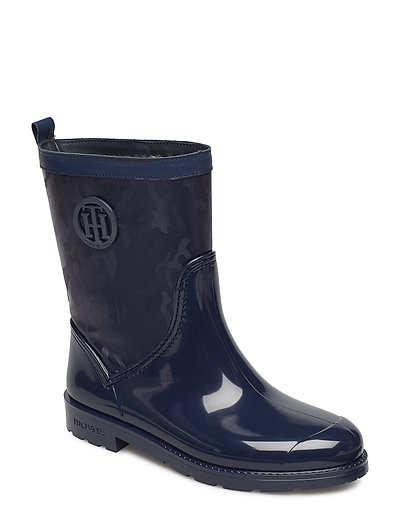 Oxford 27cw Gummistiefel Schuhe Blau TOMMY HILFIGER | TOMMY HILFIGER SALE