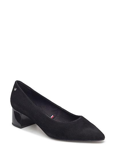 Eleonor 2b Shoes Heels Pumps Classic Schwarz TOMMY HILFIGER