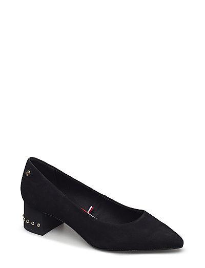 Eleonor 1b Shoes Heels Pumps Classic Schwarz TOMMY HILFIGER