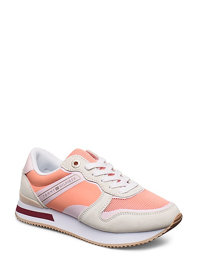 Feminine Active City Sneaker Niedrige Sneaker Pink TOMMY HILFIGER