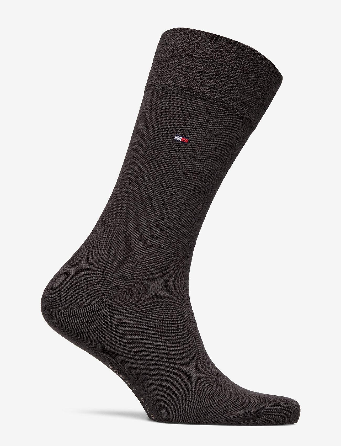Tommy Hilfiger - SOCKS 2-PAIRS - vanlige sokker - kensington brown - 1