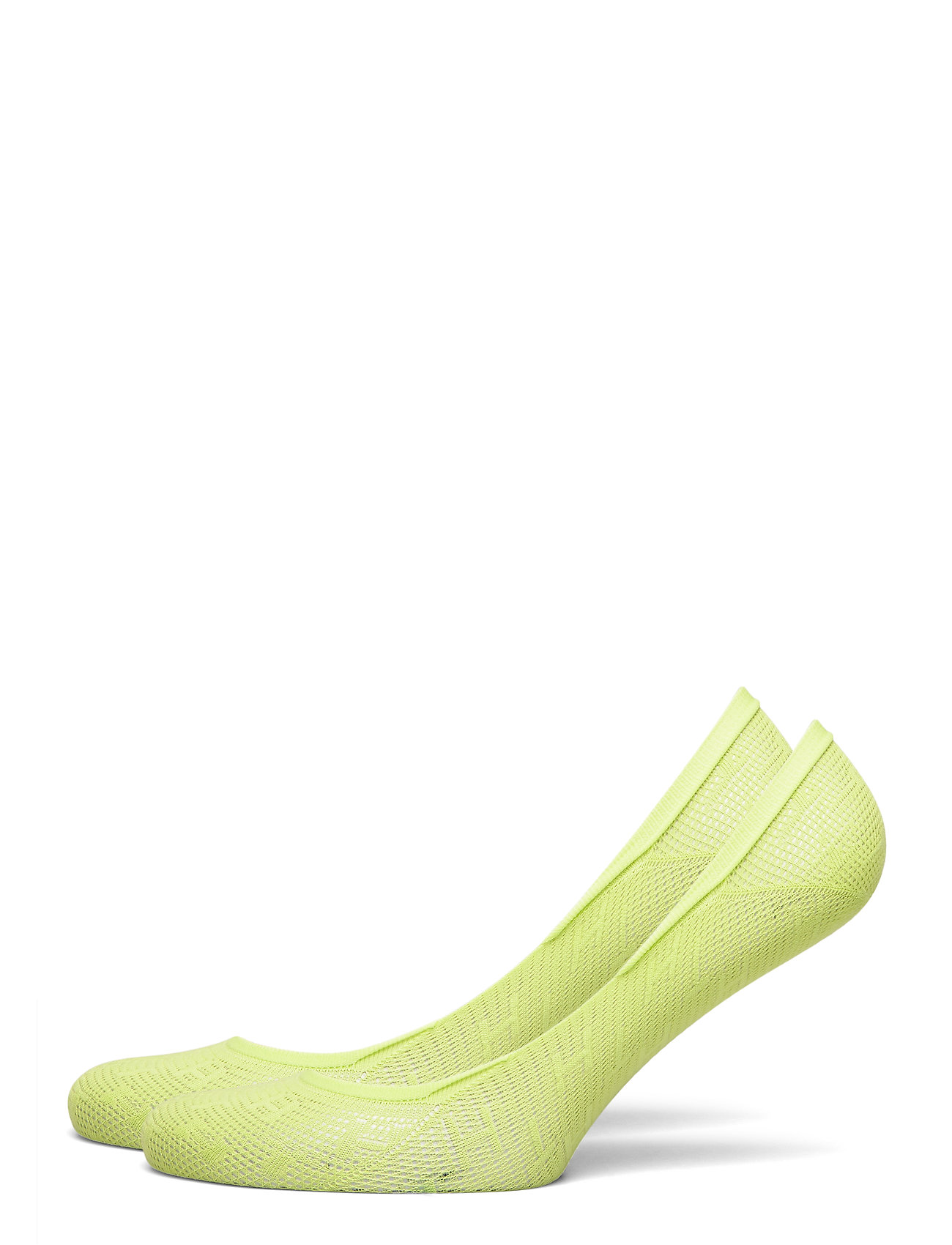 Image of Th Women Footie 2p Th Burn Out Lingerie Socks Footies/Ankle Socks Gul Tommy Hilfiger (3416359983)