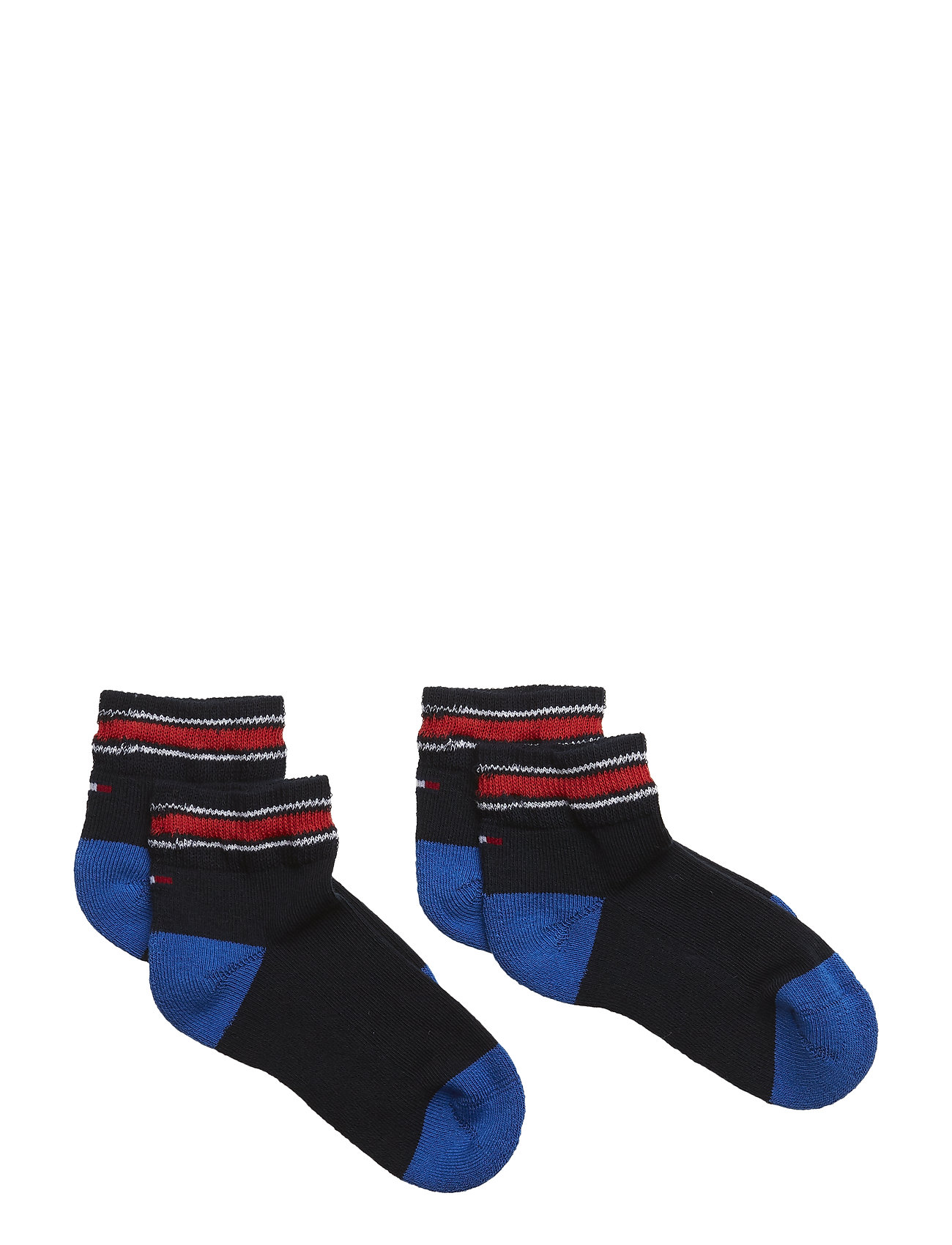 Tommy Hilfiger TH KIDS ICONIC SPORTS QUARTER 2P - MIDNIGHT BLUE